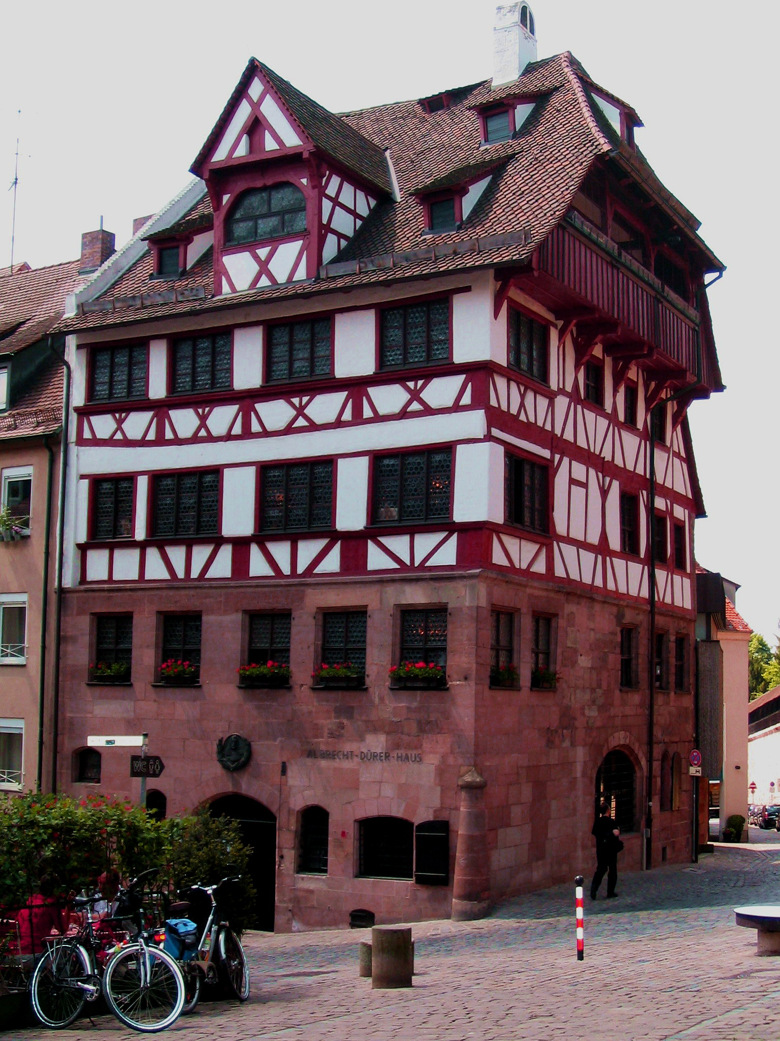 Nürnberger Astronomieweg – Station 08